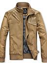 Bărbați moda maneca lunga Jacket Coat
