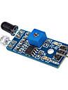 senzor de lumină lm393 sensibilitate fotosensibil modul senzor de lumină pentru (pentru Arduino) cabluri DuPont gratuite