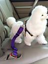 Câini Scaun Mașină Câini/ Echipament Siguranță Câini Ajustabile/Retractabil / Siguranță Solid Roșu / Negru / Albastru / Roz / Mov Nylon