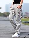 pantaloni de trening casual, de moda pentru bărbați (butonul de localizare, culoare si tipar aleatoriu)