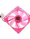 12cm 12005 + CP LED Fan LYF LY-1225M12S DC 12V 0.36A