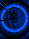 Cykellyktor hjul lampor LED Cykelsport Cellbatterier Lumen Batteri Cykling