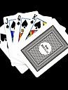 Personlig Gift Gray testmönster som leker kortet för poker