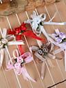 Organza Satin Decoratiuni nunta-50Piesă/Set Primăvară Nepersonalizat