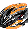 FJQXZ Femme Homme Unisexe Velo Casque 26 Aeration Cyclisme Cyclisme Cyclisme sur Route Taille Unique Polycarbonate EPS Orange