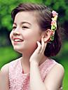 capace de hârtie flori căști elegant stil clasic feminin