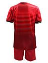 Kooplus Herr Fotboll Shirt + Shorts Klädesset Vår Sommar Höst Klassisk Fotboll