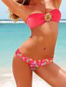 Mannisilin femei sexy Floral Print tankinis Bikini
