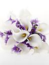 """Flori de Nuntă Buchete Nuntă Party / Seara Tul Mătase  9.84""""(Approx.25cm)"""