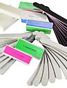 40PCS Файлы и буферы для ногтей Инструмент для ногтей Набор для ногтей маникюр Маникюр педикюр Аксессуары / Классика / Новое поступление Повседневные