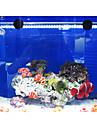 39CM Energibesparande Superbright LED Aquarium Ljus Fishbowl Diving Lights (Blandade färg)