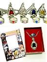Smycken Inspirerad av Puella Magi Madoka Magica Cosplay Animé Cosplay-tillbehör Dekorativa Halsband Legering Dam Ny Varm