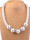 Vintage/Petrecere/Muncă/Informal Aliaj/Perle/Cu Mărgele/Imitație de Perle Coliere
