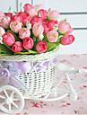 """9.2 """"a crescut mugul în bicicleta de design cosul de flori decoratiuni acasă flori"""