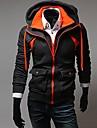 Hoodies & Bluze ( Altele )de A bărbaților - Informal/Sport Mânecă Lungă