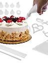 100 buc tort de decorare set decorare glazură stabilite de copt Cupcake