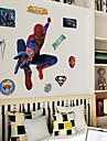 doudouwo® autocollants muraux stickers muraux, les gens le sticker mural PVC de l'homme universel