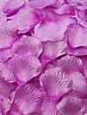 violet de petales de rose decoration de table (ensemble de 100 petales)