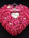 Petale Panglici Satin Pernuță inel Temă Florală Temă Clasică