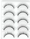 Cil Dense Naturel Epais Maquillage Quotidien Epais Longs Naturels Accessoires de Maquillage Haute qualite Quotidien