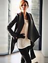 Women's Winter Woolen Overcoat Trench Coat