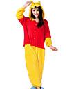 Kigurumi Pijamale Urs Raton Costume Kigurumi Leotard / Onesie Cosplay Festival / Sărbătoare Sleepwear Pentru Animale Halloween Peteci