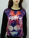 One & Only femei nou stil de imprimare Fleece N6186324