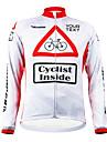 Kooplus Herr Dam Unisex Långärmad Cykeltröja Cykel Tröja Välj färg 6 # Välj färg 7 # Välj färg 8 # Välj färg 9 # Välj färg 10 #