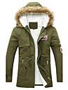 ordinaryroad ocazionali Hoodie termic căptușit bumbac haine pentru bărbați Slim