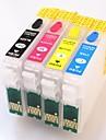permanent chip till Epson t1811-t1814 påfyllningsbar bläckpatron till Epson xp-402 / XP-405 / XP-215 / XP-312 / XP-415