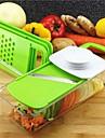 1 piese Placă de tăiat For pentru Fructe / pentru legume Plastic Multifuncțional / Bucătărie Gadget creativ