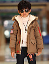 Boy's Thick Quilted Coat