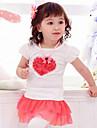 Girl's Fashion  Flower  Dresses  Lovely Princess Summer  Dresses