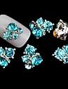 5PCS Nail Smycken Glitter & Poudre Klassisk Vackert Bröllop Dagligen Klassisk Vackert Bröllop Hög kvalitet