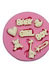 petit garcon moule en silicone theme gateau en silicone decoration moule pour fondant fimo bonbons au chocolat