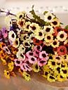 Flori artificiale 1 ramură Stil modern Crizantemă Față de masă flori