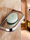 Tvålkopp Badrumspryl / Krom Rostfritt stål /Nutida