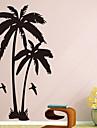 Djur Botanisk Väggklistermärken Väggstickers Flygplan pvc Hem-dekoration vägg~~POS=TRUNC Vägg