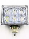 Automatique Ampoules electriques 18W 1200lm 6 Lampe de Travail