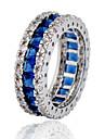 Bărbați Dame Verighete costum de bijuterii Zirconiu Zirconiu Cubic Piatră Preţioasă Bijuterii Pentru Nuntă Petrecere Zilnic Casual Sport