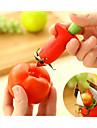 gadgets de cuisine fraises tomates creusent dispositif de base 1pc, outil de cuisine