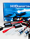 H7 Mașină Becuri 55W 3200lm HID Xenon Frontală For Zid mare / BMW / Ford