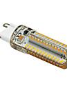 3.5 G9 LED-lampa T 104 lysdioder SMD 3014 Varmvit 300-350lm 2800-3200K AC 220-240V