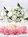 Vârfuri de Tort Nepersonalizat Monogramă CromNuntă / Aniversare / Petrecerea Bridal Shower / Petrecerea Baby Shower / Quinceañera &