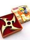 Vapen Inspirerad av Naruto Cosplay Animé Cosplay-tillbehör Svärd Vapen Legering Herr Varm