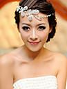 Reșină Lantul Capului 1 Nuntă Ocazie specială Diadema