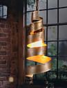 Lumini pandantiv ,  Modern/Contemporan Galvanizat Caracteristică for Stil Minimalist Metal Sufragerie Dormitor Cameră de studiu/Birou