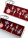 Smycken Inspirerad av Sailor Moon Sailor Moon Animé Cosplay-tillbehör Dekorativa Halsband Legering Dam Ny