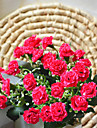 Flori artificiale 1 ramură stil minimalist Liliac Față de masă flori
