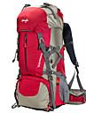 OSEAGLE 50 L Randonnee pack Camping / Randonnee Escalade Etanche Vestimentaire Multifonctionnel Nylon Maille